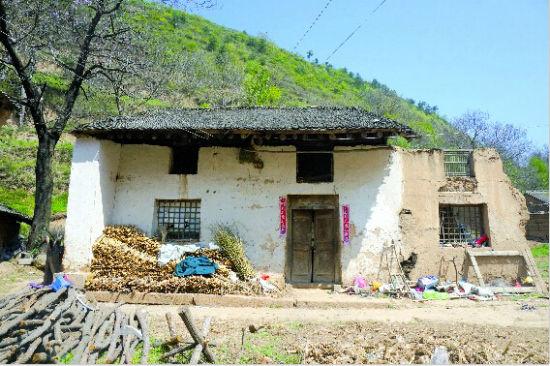 农村老式房屋设计图