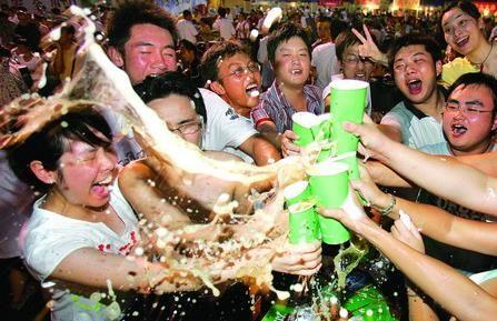 渭南第四届青岛啤酒节7月2