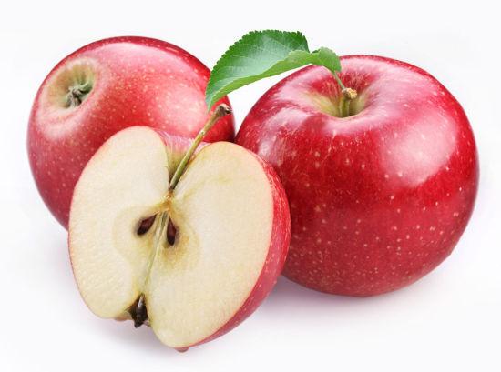 需要提醒的是:吃苹果时习惯啃到果核,虽不会马上导致中毒,但长期这样