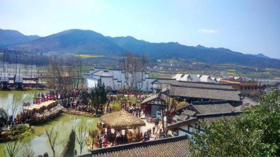 汉中市勉县元墩镇风景