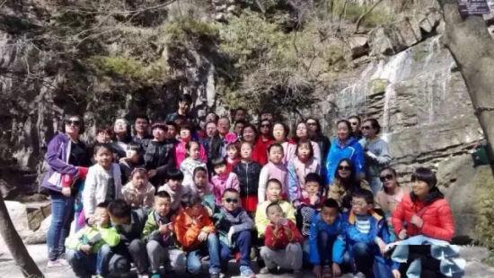 赴约 | 天水市二百余人旅行团到黎坪旅游观光