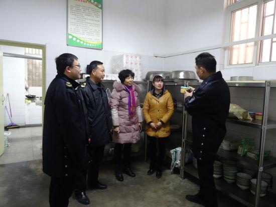 留坝县市场监督管理局部署开展2017年春季学校食堂专项检查