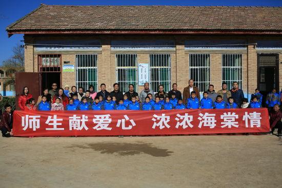 """西安海棠职业学院理事长王卓:""""我用一生来传递正能量"""""""