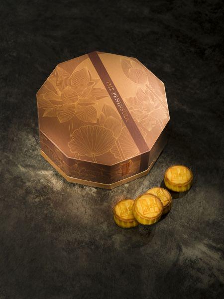 中秋佳节,人月双圆 半岛酒店月饼现於国内发售
