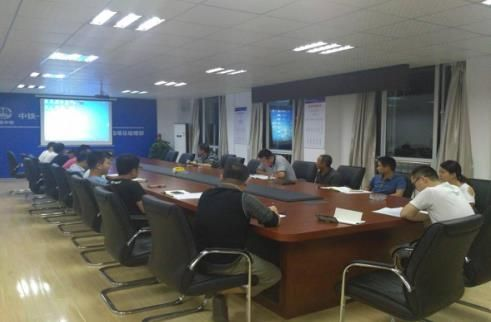中铁一局铁建公司126省道项目部组织员工观看《辉煌中国》