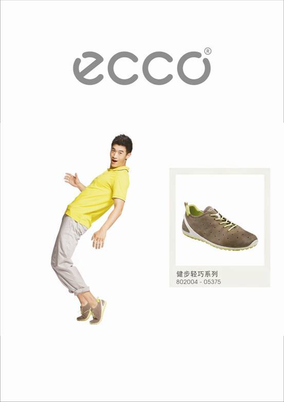 ecco(爱步)男鞋