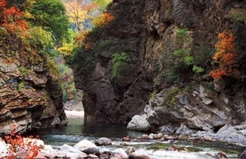 盘点西安5大风景宜人的山水园林