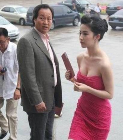 孙悦有个韩国总统干爹 众女星的神秘干爹