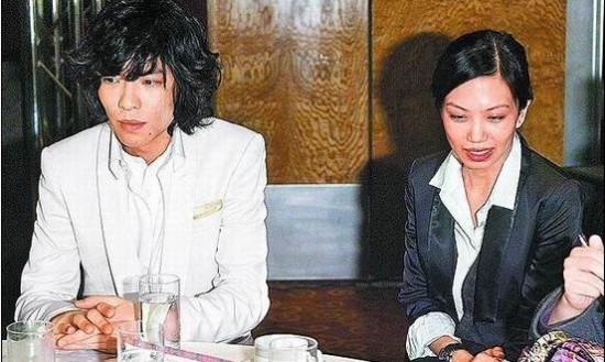 吴奇隆萧敬腾 传与经纪人玩暧昧的男星(图)