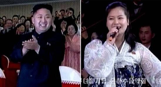 金正恩前女友朝鲜版邓丽君 涉性爱视频被枪决