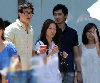 揭秘何润东与八位女星的混乱风流情史(组图)