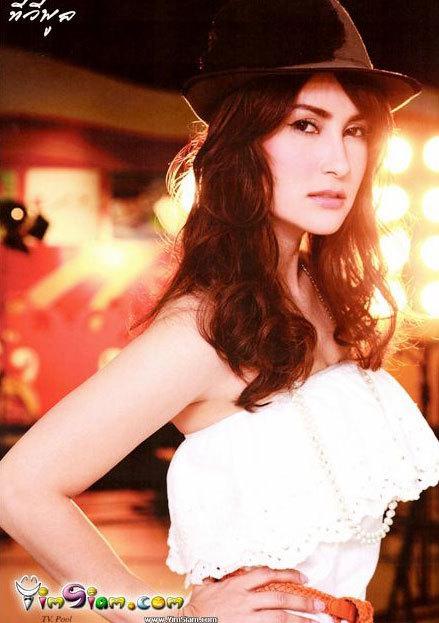 泰国娱乐圈最美艳的十大女星(图)