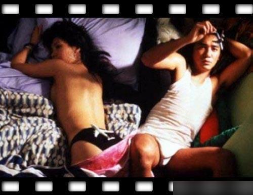梁朝伟与林志玲汤唯等女星的床戏激情片段(图)图片