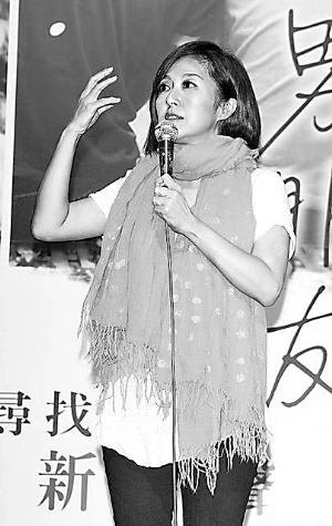 黄韵玲开车撞孕妇遭起诉 最重可判刑6个月(图)