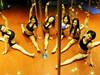 中国钢管舞美女