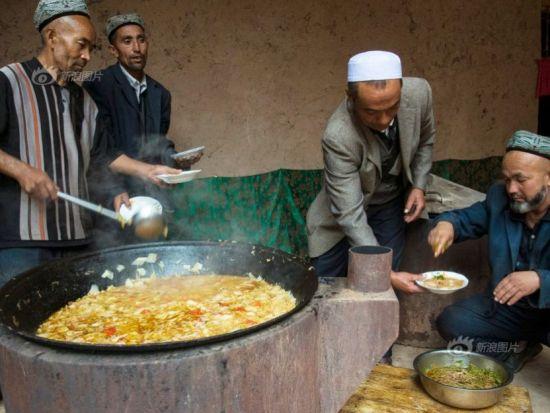 视觉记忆:新疆人