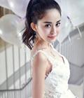 唯美新娘发型