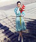 海清时尚写真率性干练