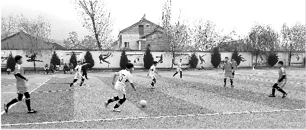 宝鸡市校园足球联赛实现全覆盖