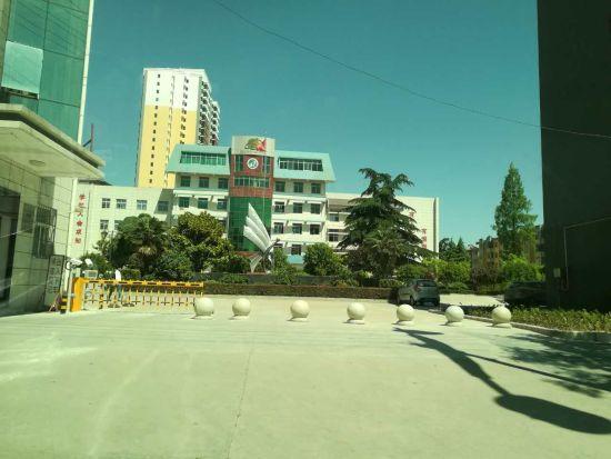 岐山县拆了学校的围墙透绿真的妥当吗
