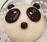 国宝级面点熊猫馒头