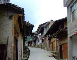 十一带你体验陕西古朴小镇