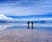 玻利维亚天空之镜