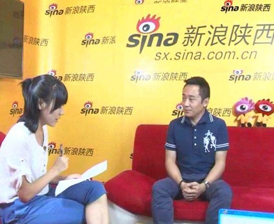 陕西音乐广播总监做客新浪陕西 畅谈988品牌日