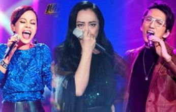 《我是歌手》林志炫再夺冠 黄绮珊破音下滑