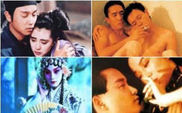 张国荣40多部电影混剪