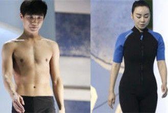 星跳水立方:陈楚生首战挑战10米台