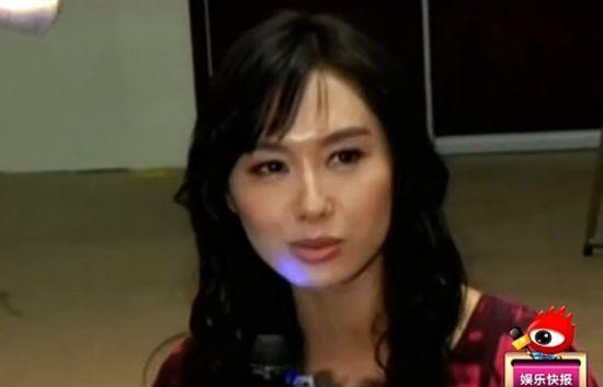 黄贯中黄家强因朱茵反目