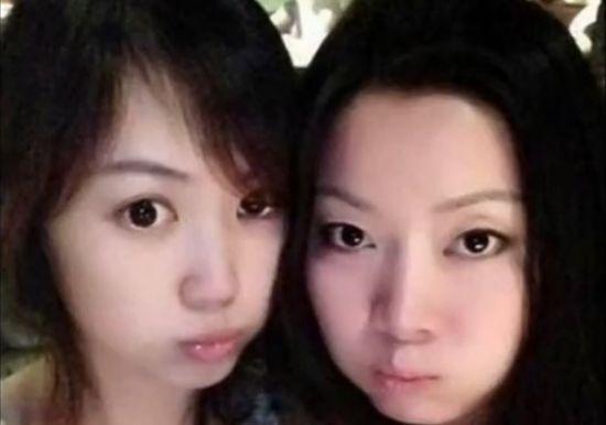 王宝强娇妻马蓉晒与闺蜜自拍美照
