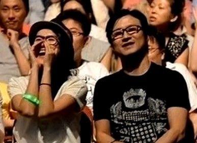 汪峰章子怡酒店呆7小时 巡演改歌词示爱
