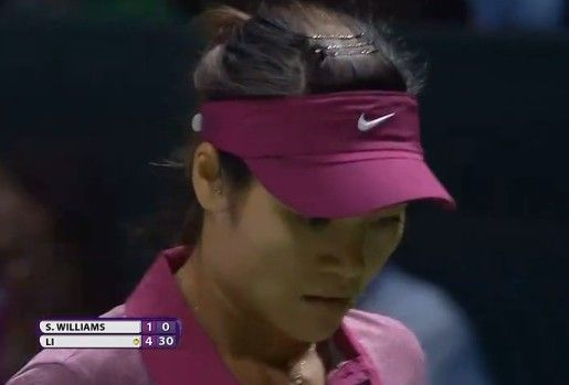 李娜连丢9局遭小威逆转 WTA总决赛获亚军