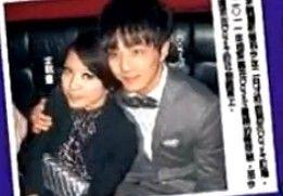 王力宏妻与前男友亲密照曝光 两人曾订婚
