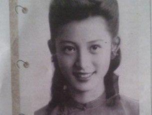 网友已故祖母年轻靓照:超越时代