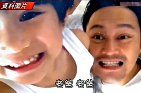 张智霖父子有望收2千万拍《爸爸2》