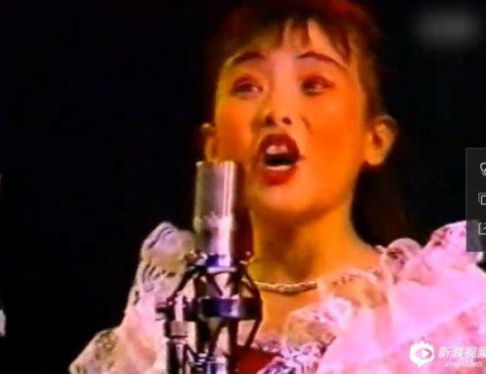 30年前龚琳娜 《有首歌儿就是我》