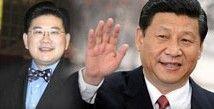 习近平调侃曹可凡像上海政府瘦身成功