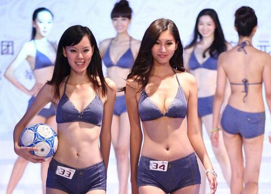 美丽来袭第43届洲际小姐陕西大赛 空降西安