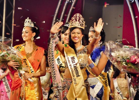 环球小姐泰国开选 白灵与变性女竞艳