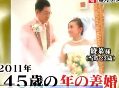 71岁日本男星娶25岁嫩妻 为房事随身带药