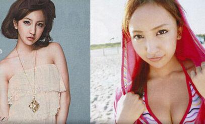 AKB48前成员被指丰胸太过像哈密瓜