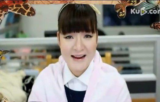 苏州女主持模仿朝鲜播音员播报走红