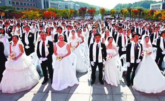 1314各地扎堆忙结婚