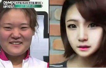 韩国综艺揭露照片用PS变美女真相