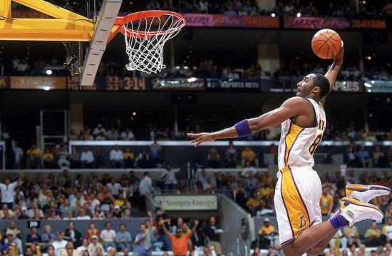 NBA官方评选赛季十大扣篮