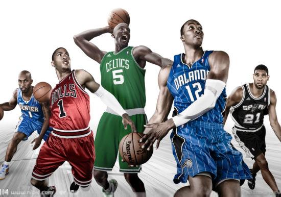 NBA季后赛宣传片震撼登场