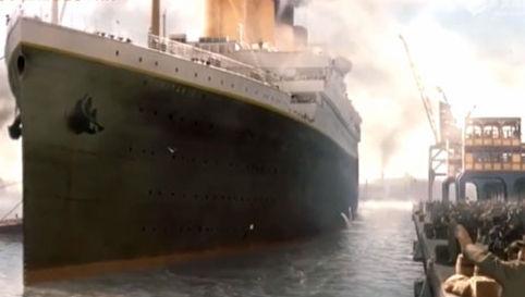 回顾全球百年海难 单次遇难者曾近万